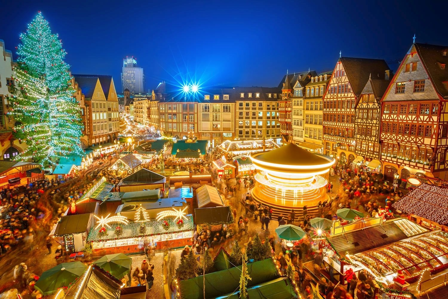 10 Best Christmas Markets In Germany with Map Of German Christmas Markets