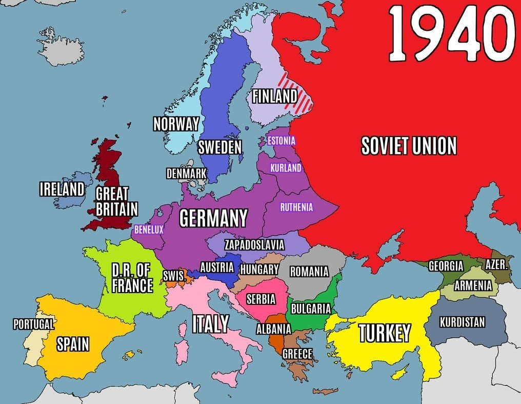 40 Maps That Explain World War I Vox Com At 1 Map Activity New intended for Germany World War 2 Map
