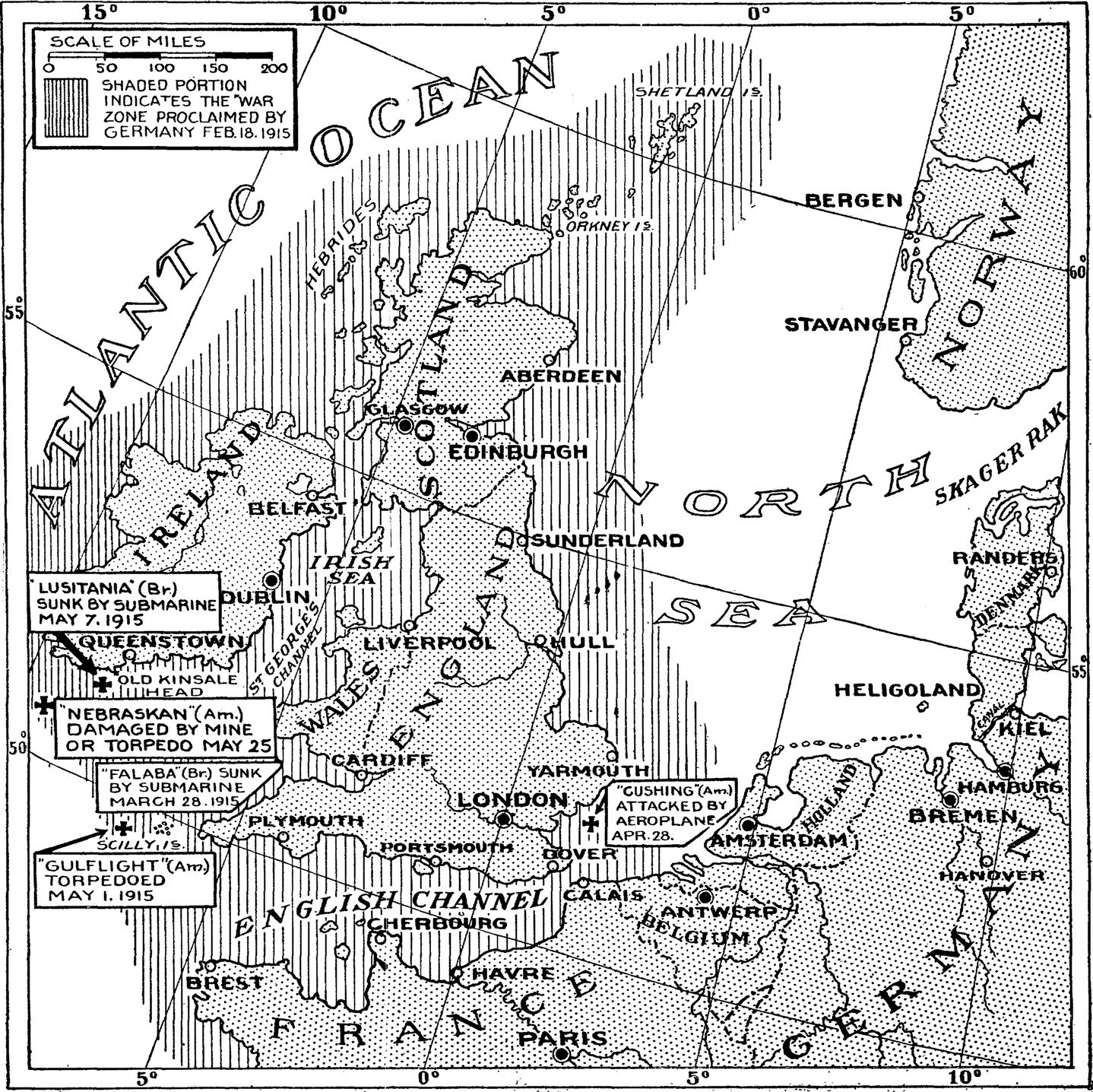 40 Maps That Explain World War I | Vox throughout Germany Map In World War 1