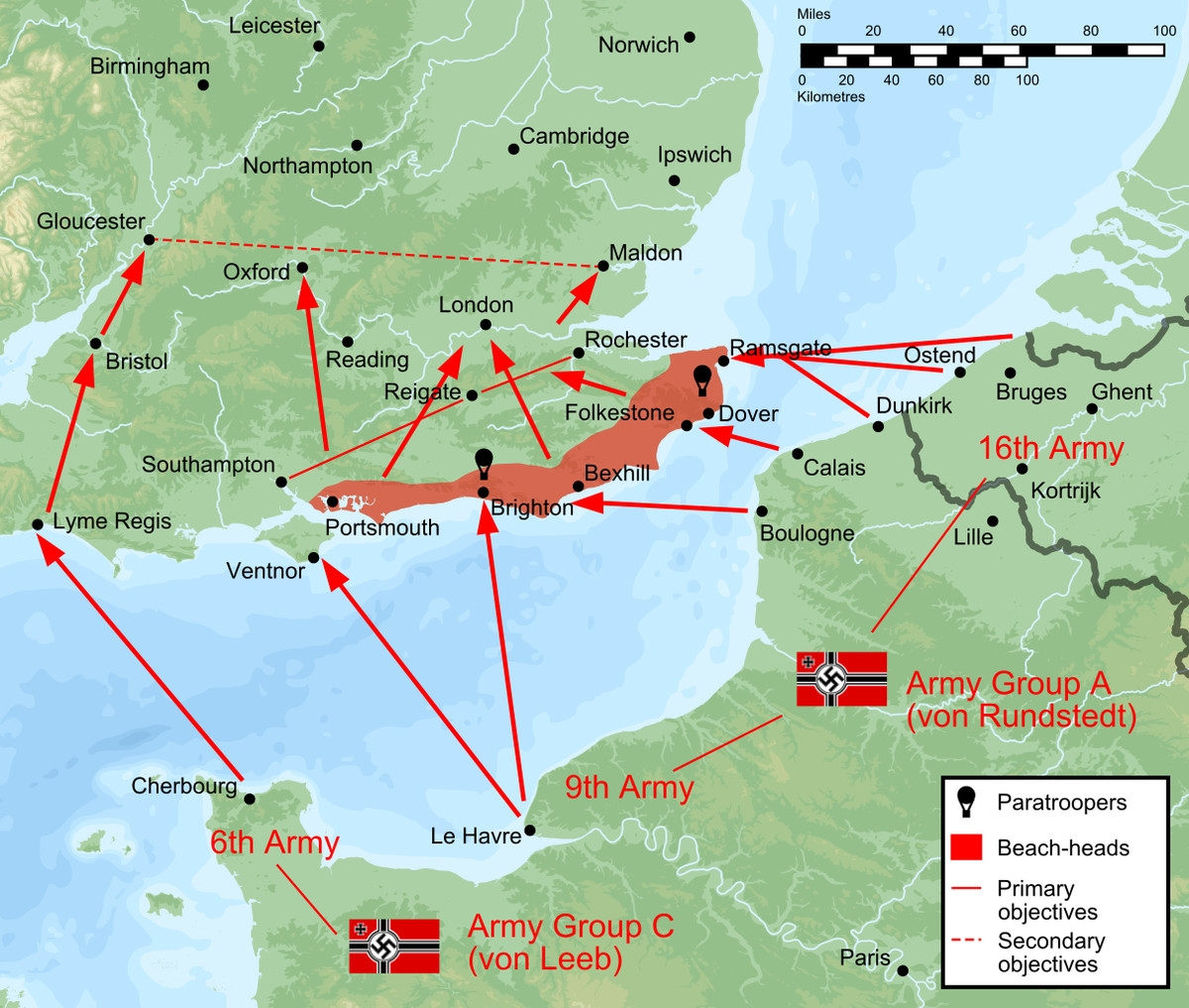 42 Maps That Explain World War Ii - Vox in Map Of Germany Divided After Ww2