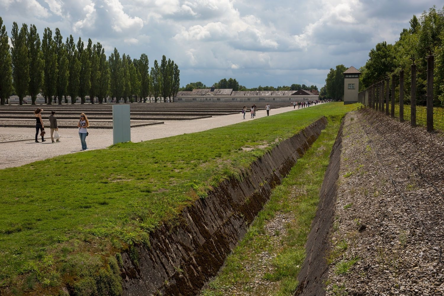 A Visit To Dachau Concentration Camp In Munich, Germany | Earth Trekkers intended for Germany Concentration Camps To Visit Map