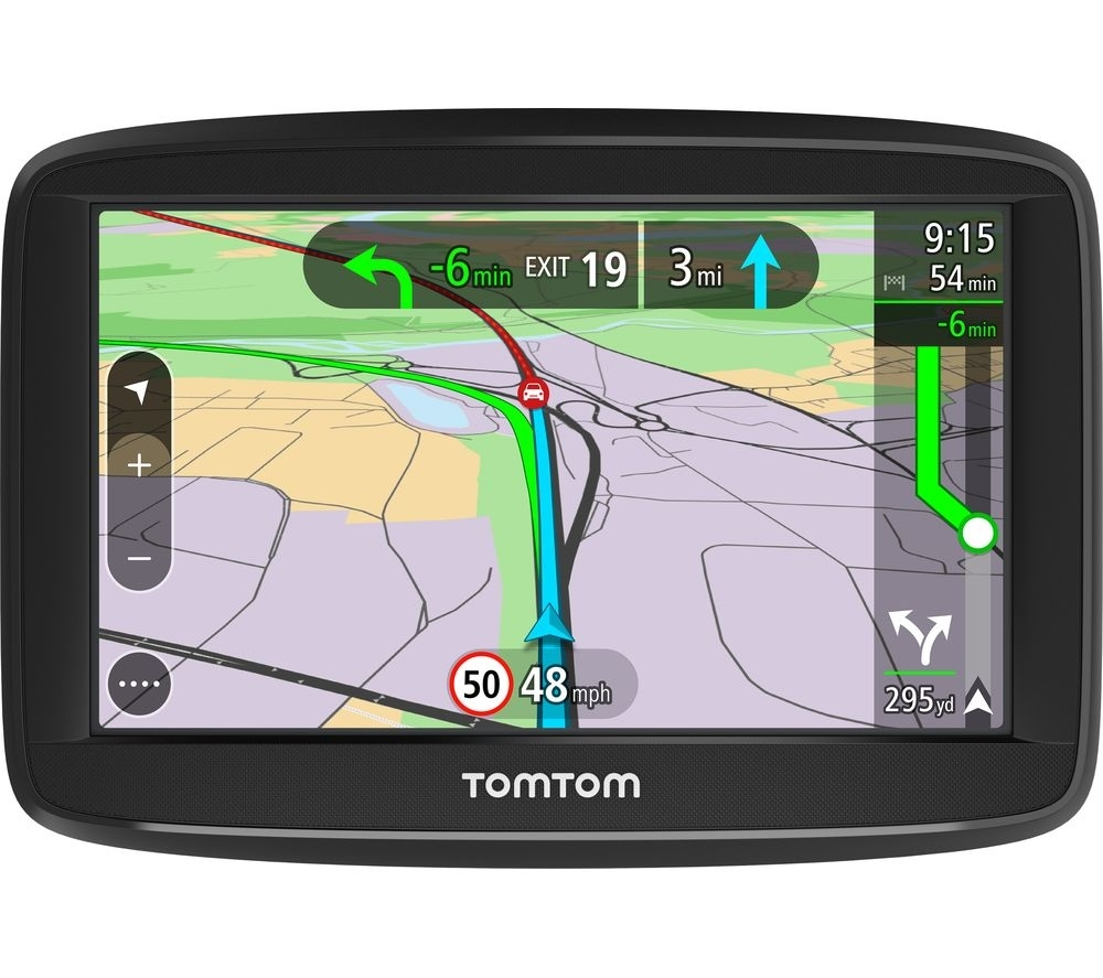 """Buy Tomtom Via 52 5"""" Sat Nav - Full Europe Maps 