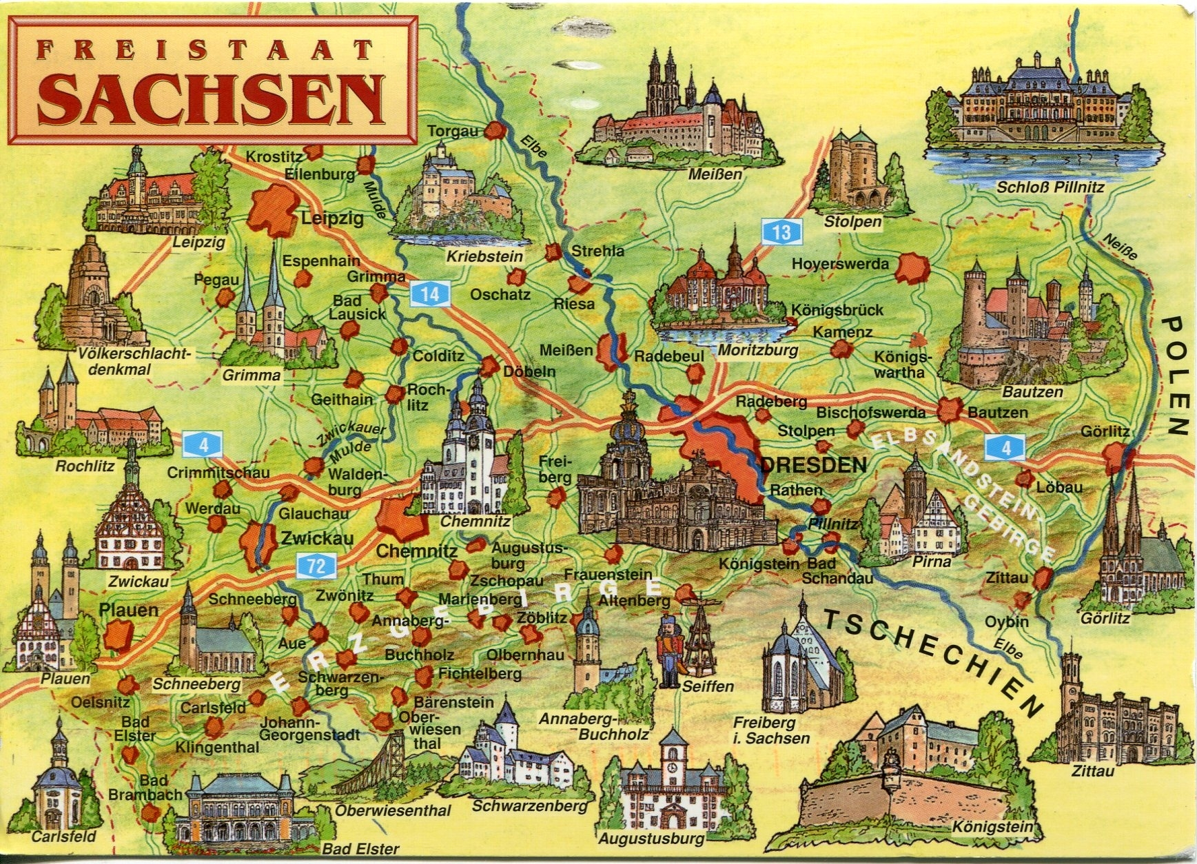 Castle Map Germany   Googlesand intended for Castles In Germany Map