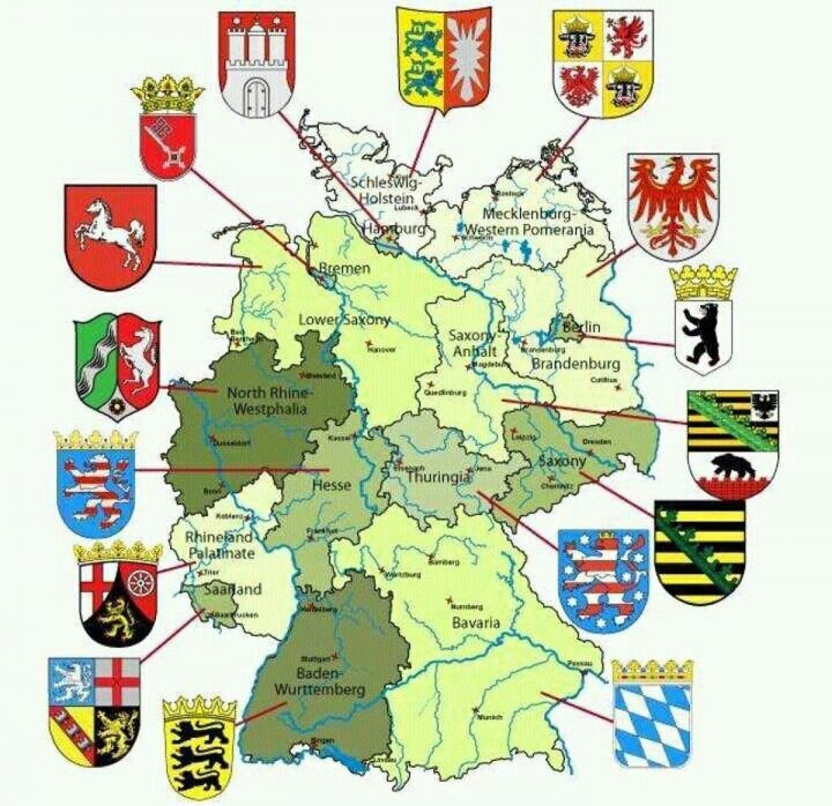 Castles In Germany Map - Map Of Germany Castles (Western Europe for Castles In Germany Map
