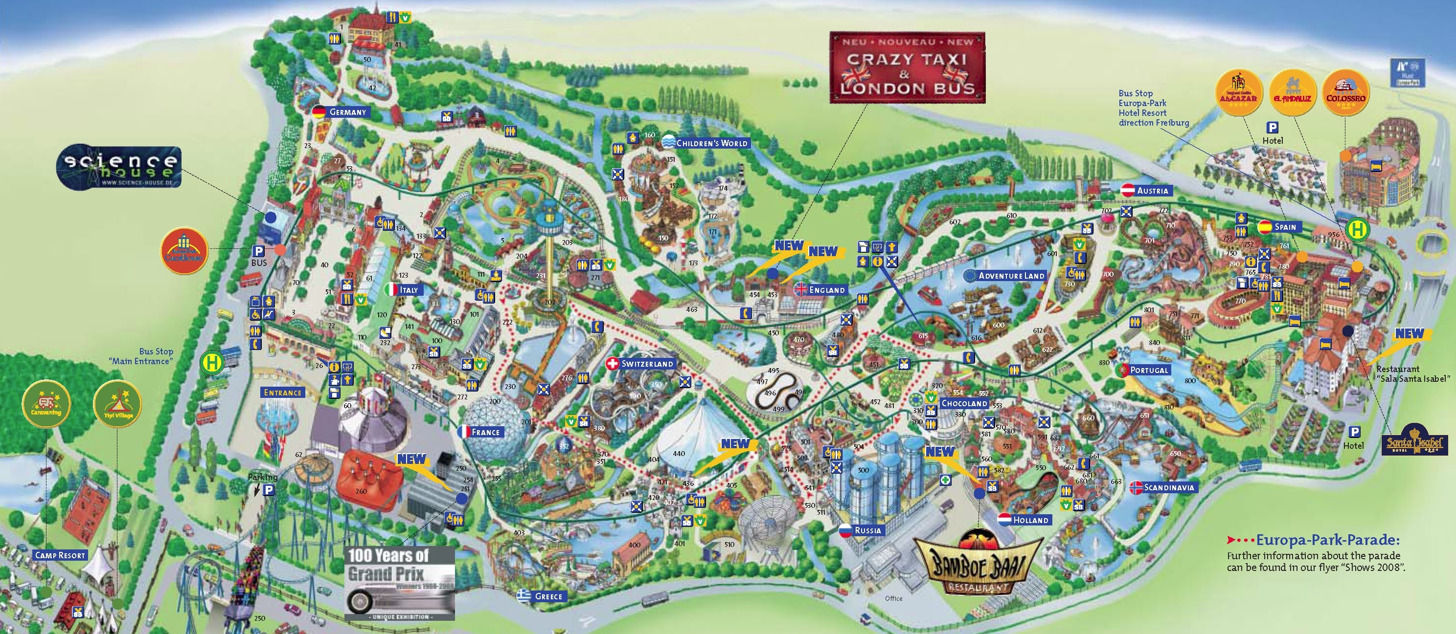 Details - Goofy Dupes pertaining to Map Of Europa Park Germany