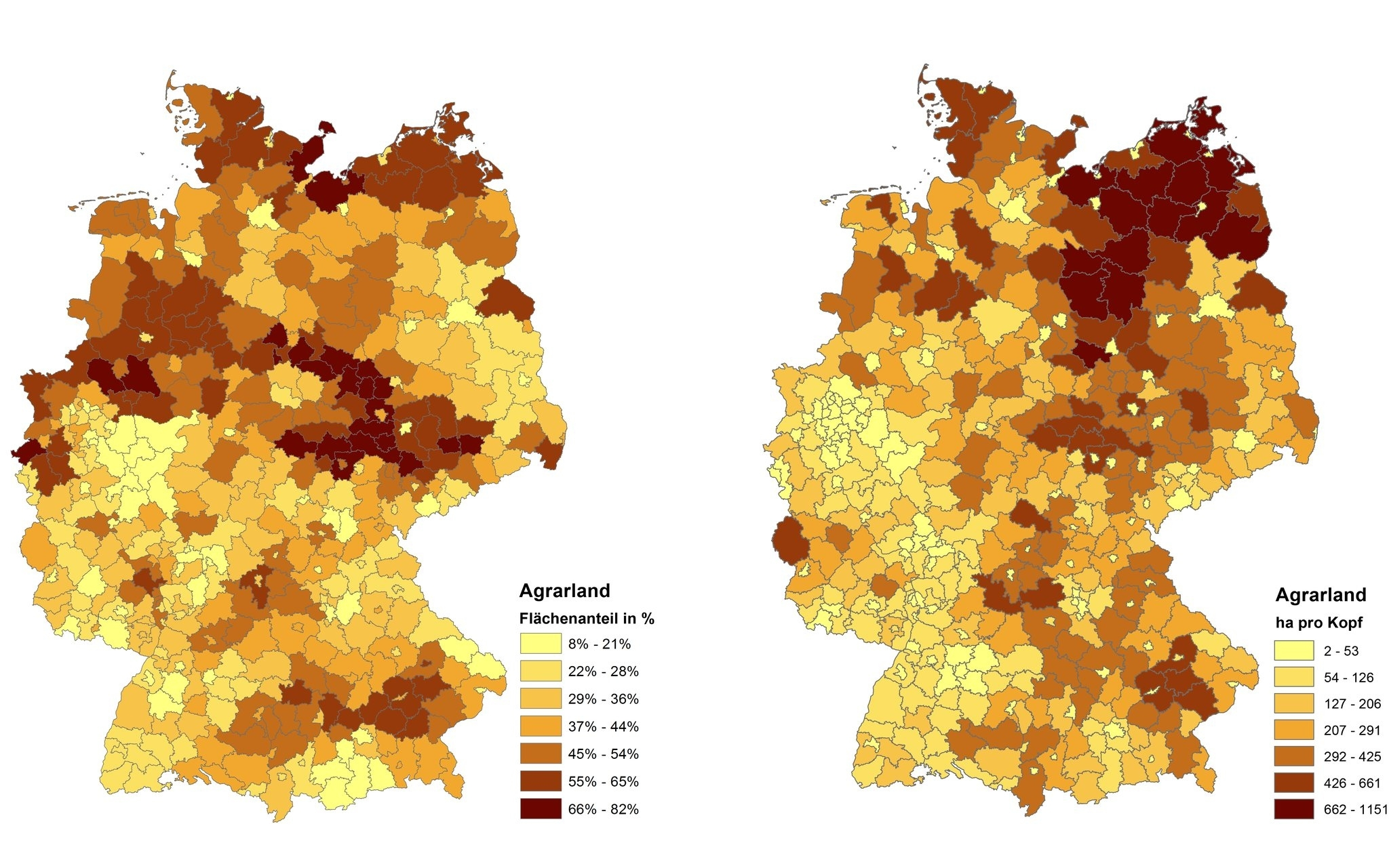 Dlr - Earth Observation Center - New Dfd Land Use And Land Cover Map throughout Germany Land Use Map