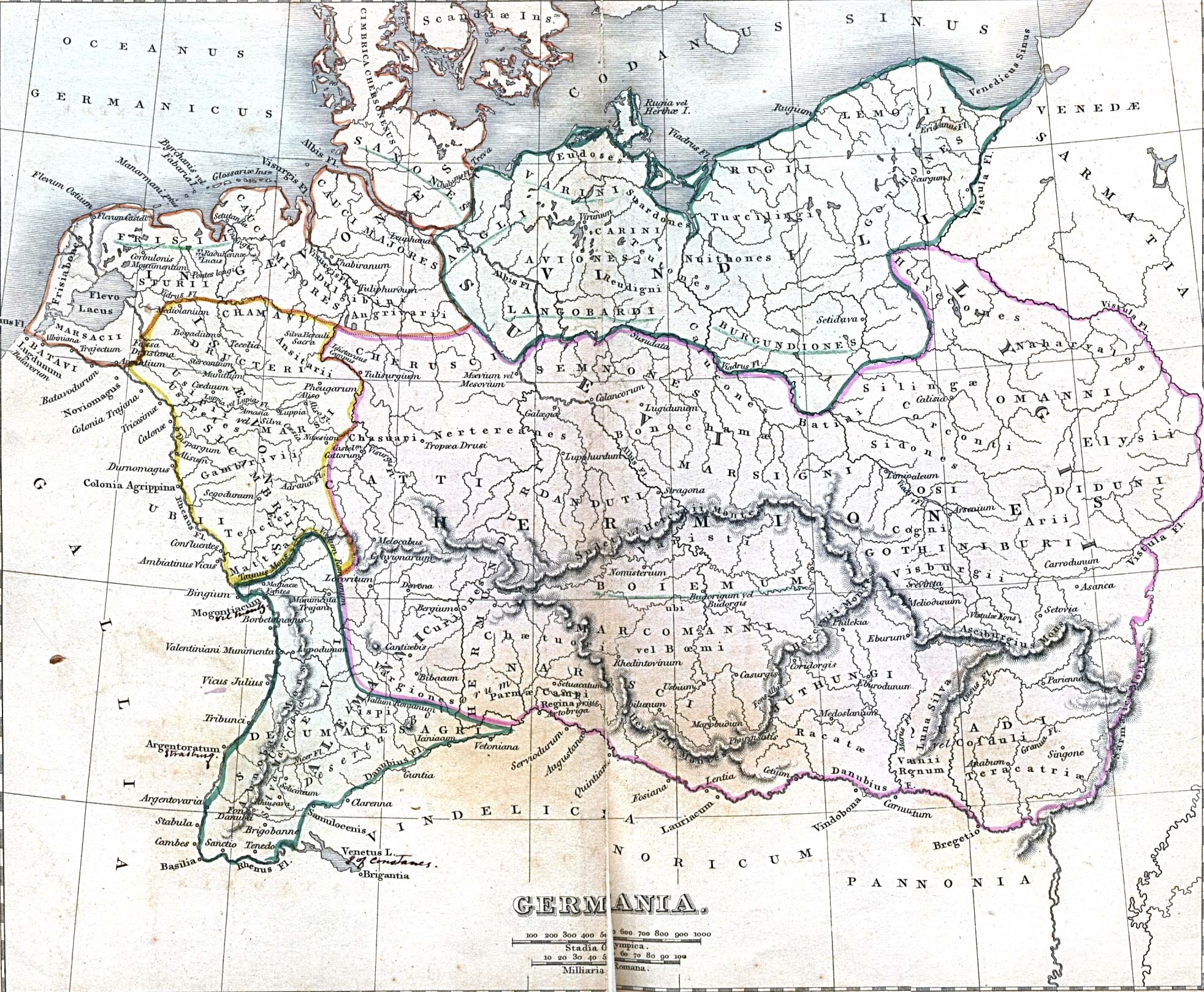 Download Free Germany Maps regarding Germany Map Download