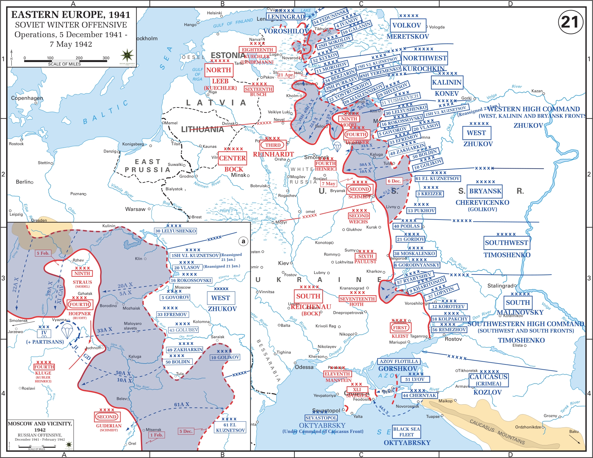 Eastern Front Maps Of World War Ii - Inflab - Medium intended for East Germany Map 1945