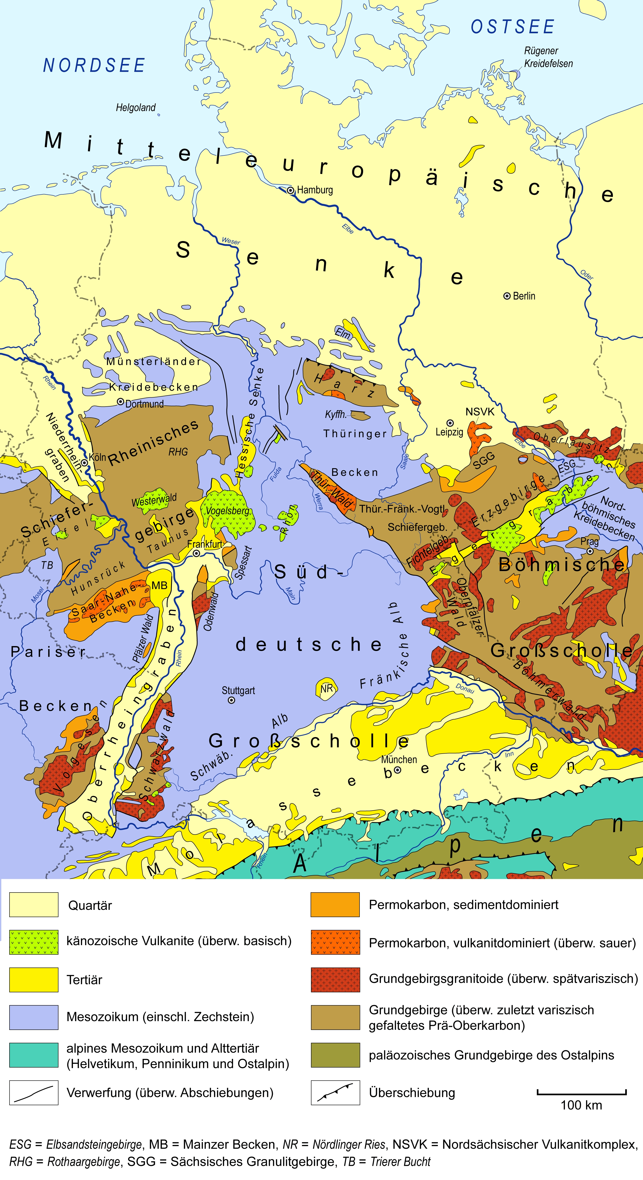 File:geomap Germany - Wikimedia Commons in Geological Map Of Germany