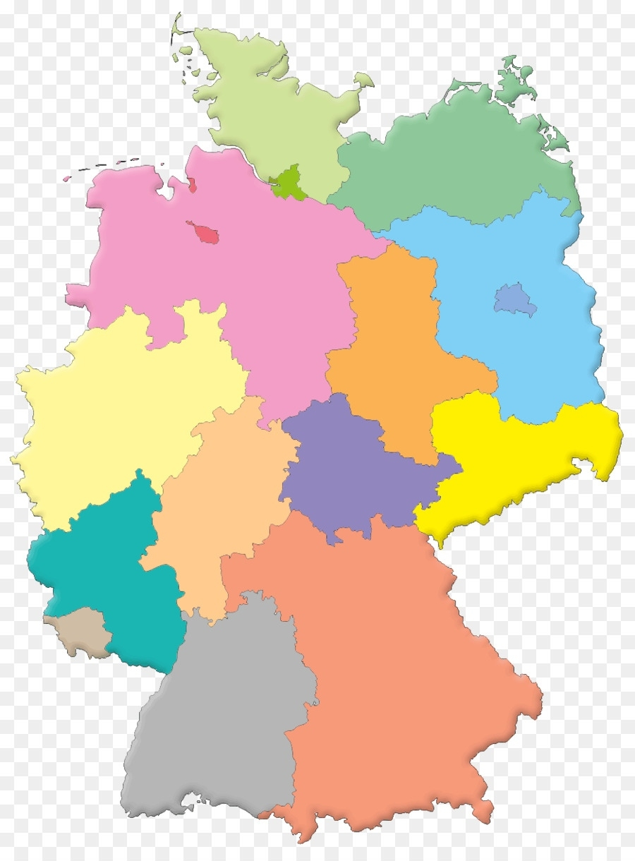 Flag Cartoon Png Download - 936*1257 - Free Transparent States Of with regard to Germany Map Download Free