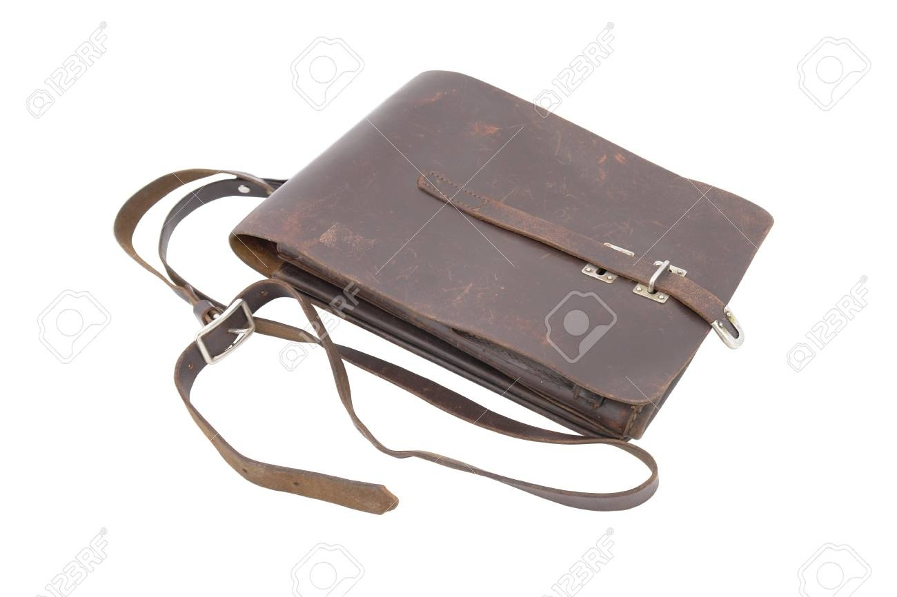 Germany In The Ww2. German Officer Whermacht Map-Case Russia.. inside German Leather Map Case
