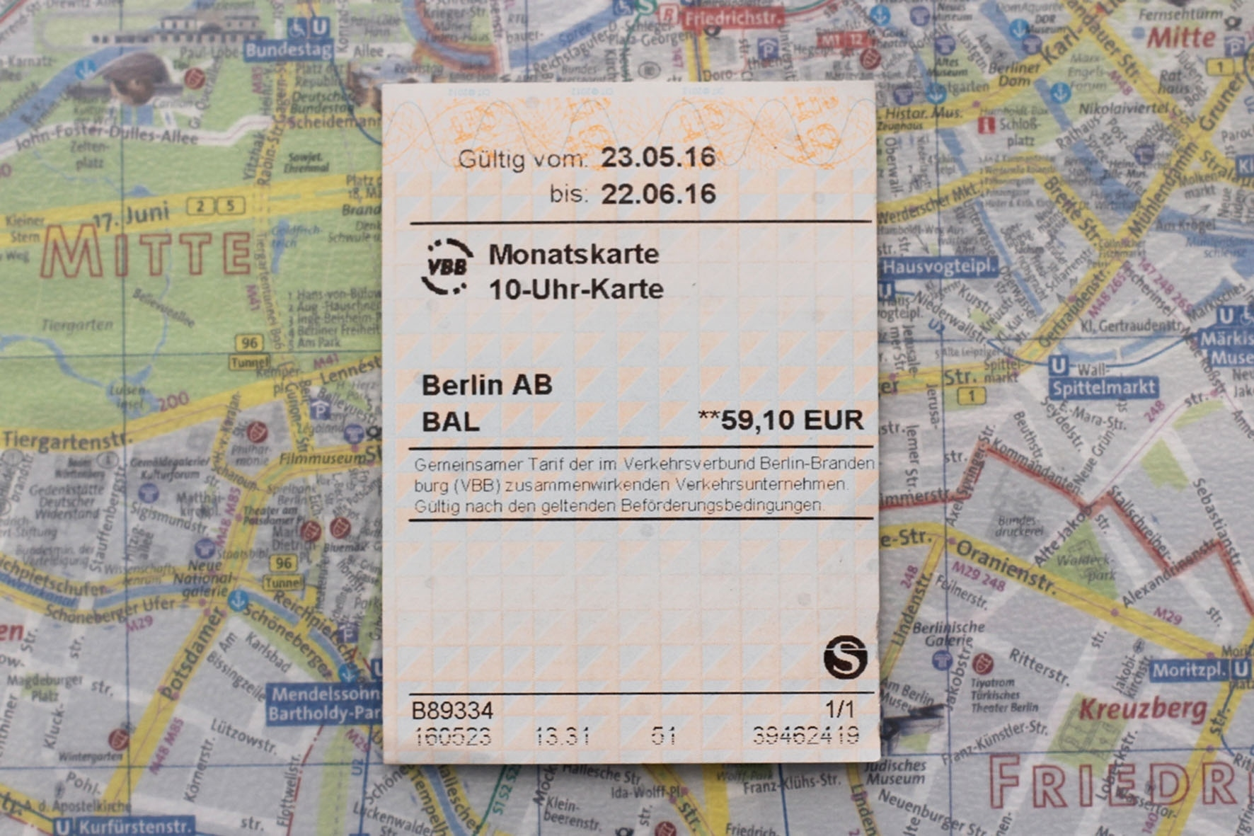Getting Caught Without A Valid Ticket On Berlin Public Transport And for Berlin Ticket Bahn