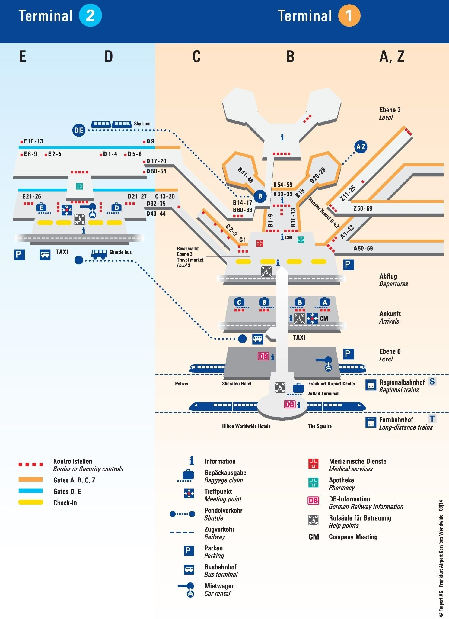 Image Result For Frankfurt Airport Map   A.m. Airport Maps pertaining to International Airports In Germany Map
