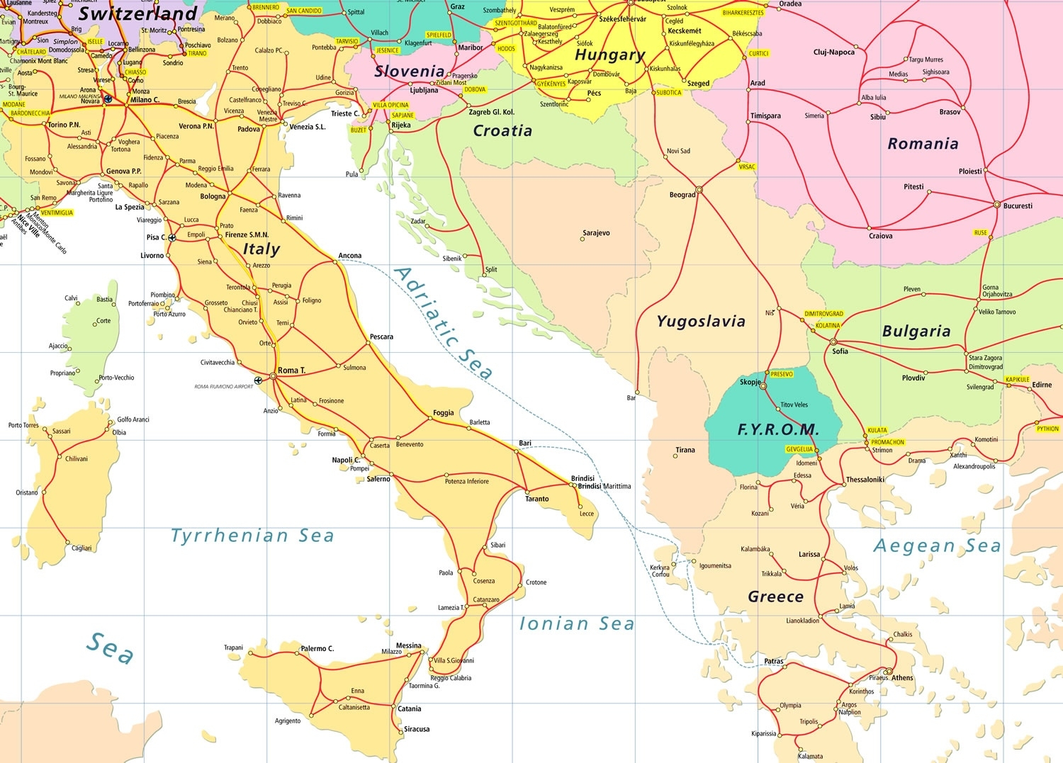 Index Of /images/rail regarding Greece To Germany Train Map