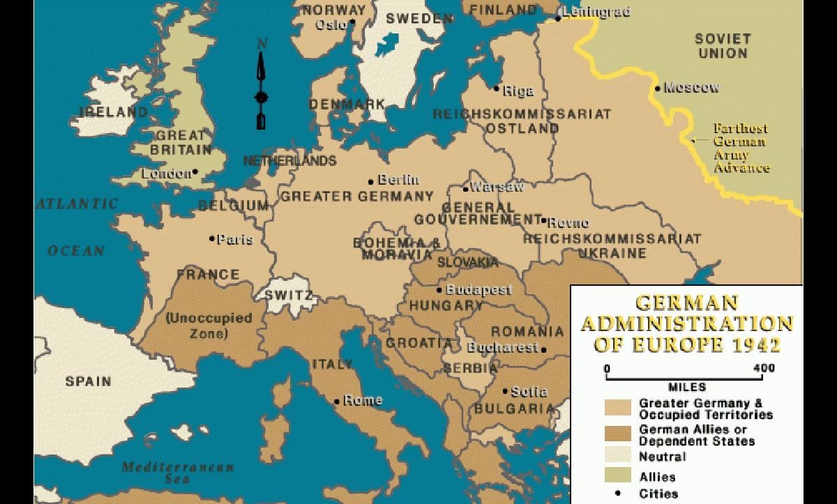 Invasion Of France – The Holocaust Explained: Designed For Schools intended for Map Of France Belgium And Germany