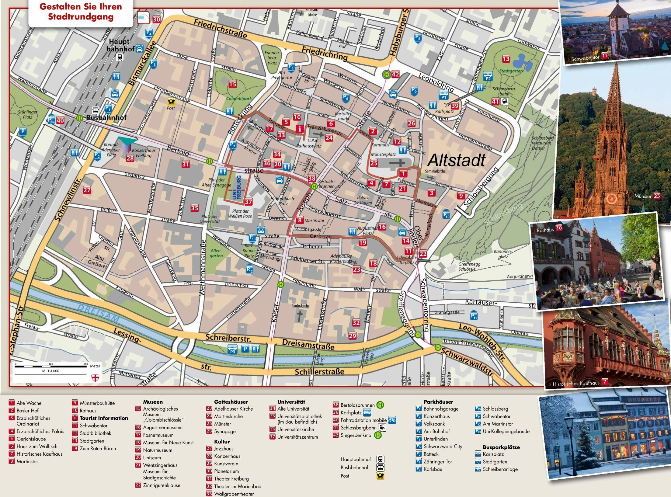 Large Freiburg Im Breisgau Maps For Free Download And Print   High for Map Of Germany Showing Freiburg
