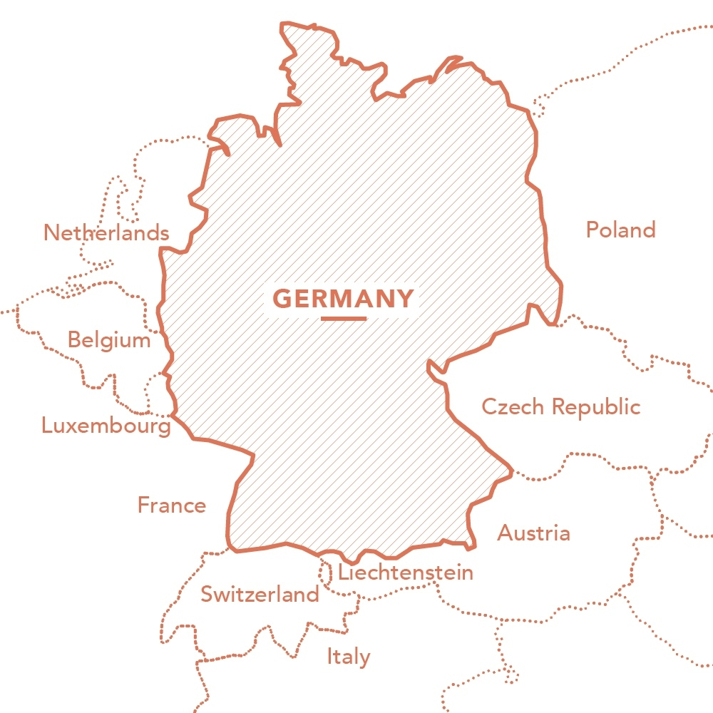 Map Of France Germany Switzerland And Austria | Download Them And Print inside Map Of France Germany Switzerland Austria