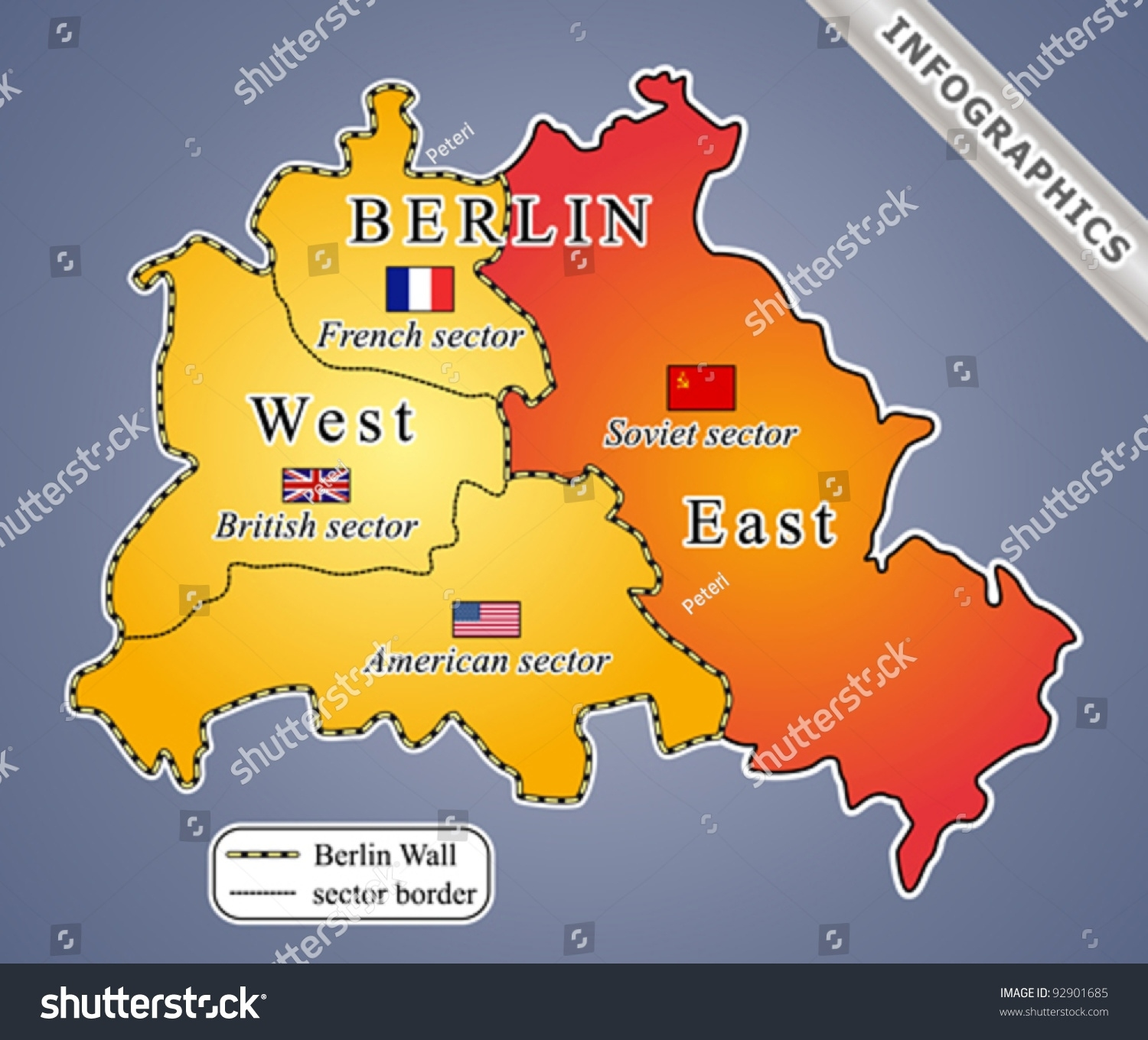 Map Of Germany During The Cold War   Download Them And Print with Map Of East Germany During Cold War