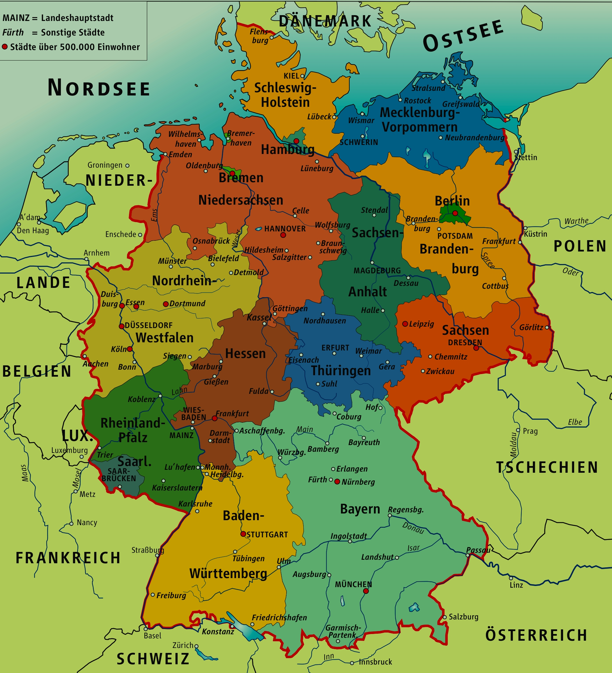 Map Of Germany Giessen | Download Them And Print inside Giessen Germany Map