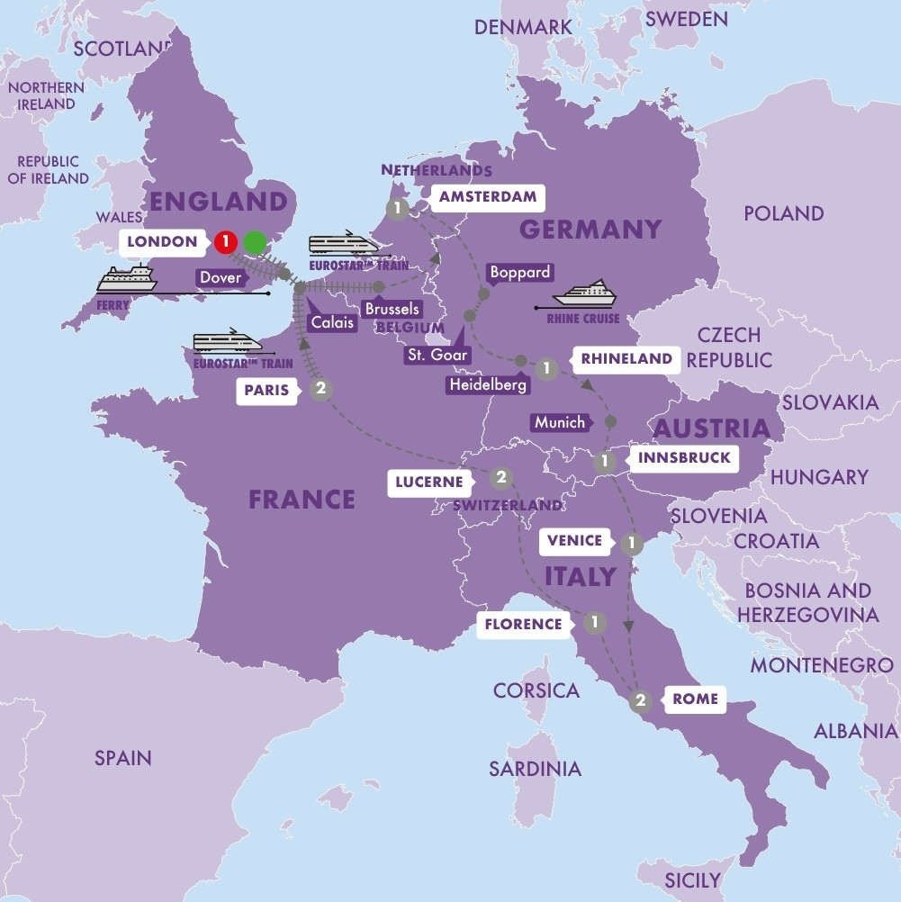 Mapa Politico De Alemania Map Of Germany And France Together   World Map pertaining to Map Of Germany And France Together