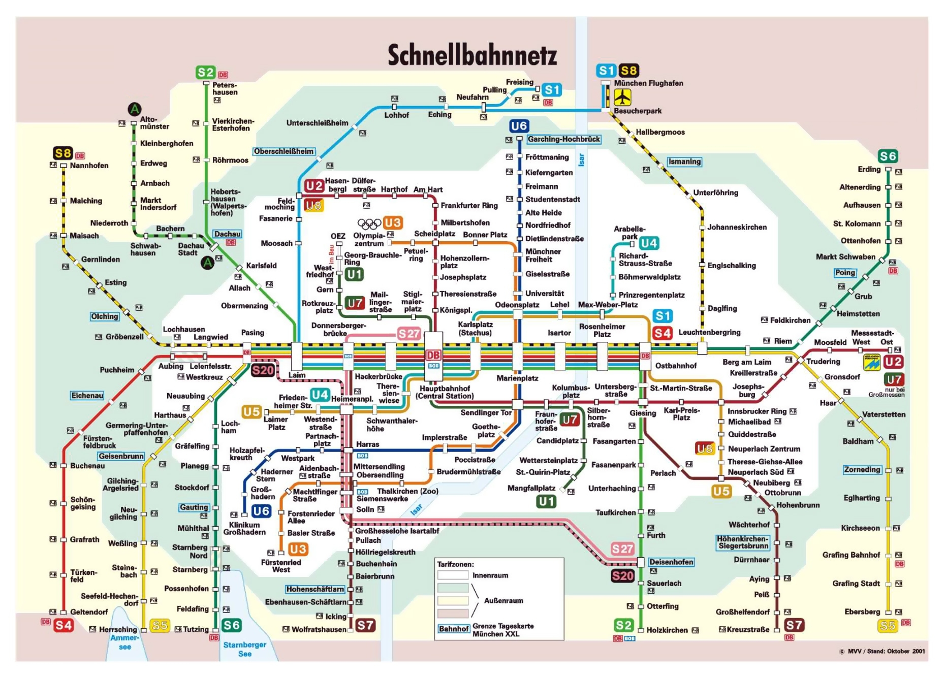 Munich Attractions Map Pdf - Free Printable Tourist Map Munich throughout Munich Germany Map Attractions