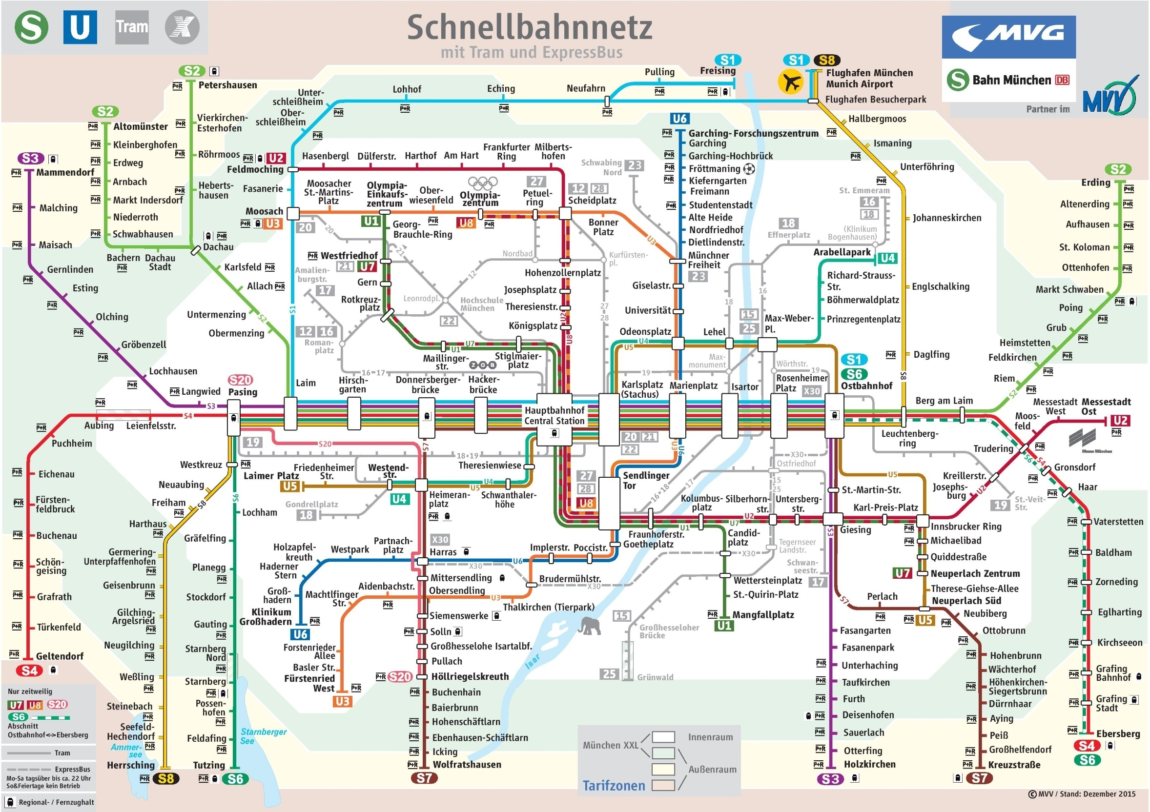 Munich Train Map with Map Of Germany Train Routes