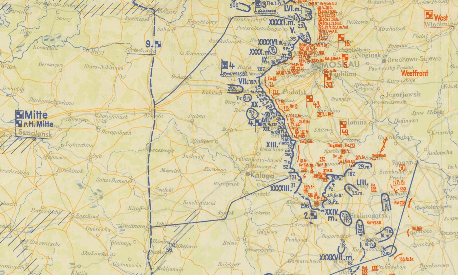 New Wwii German Maps At The National Archives | Mystics & Statistics with German Military Maps Ww2