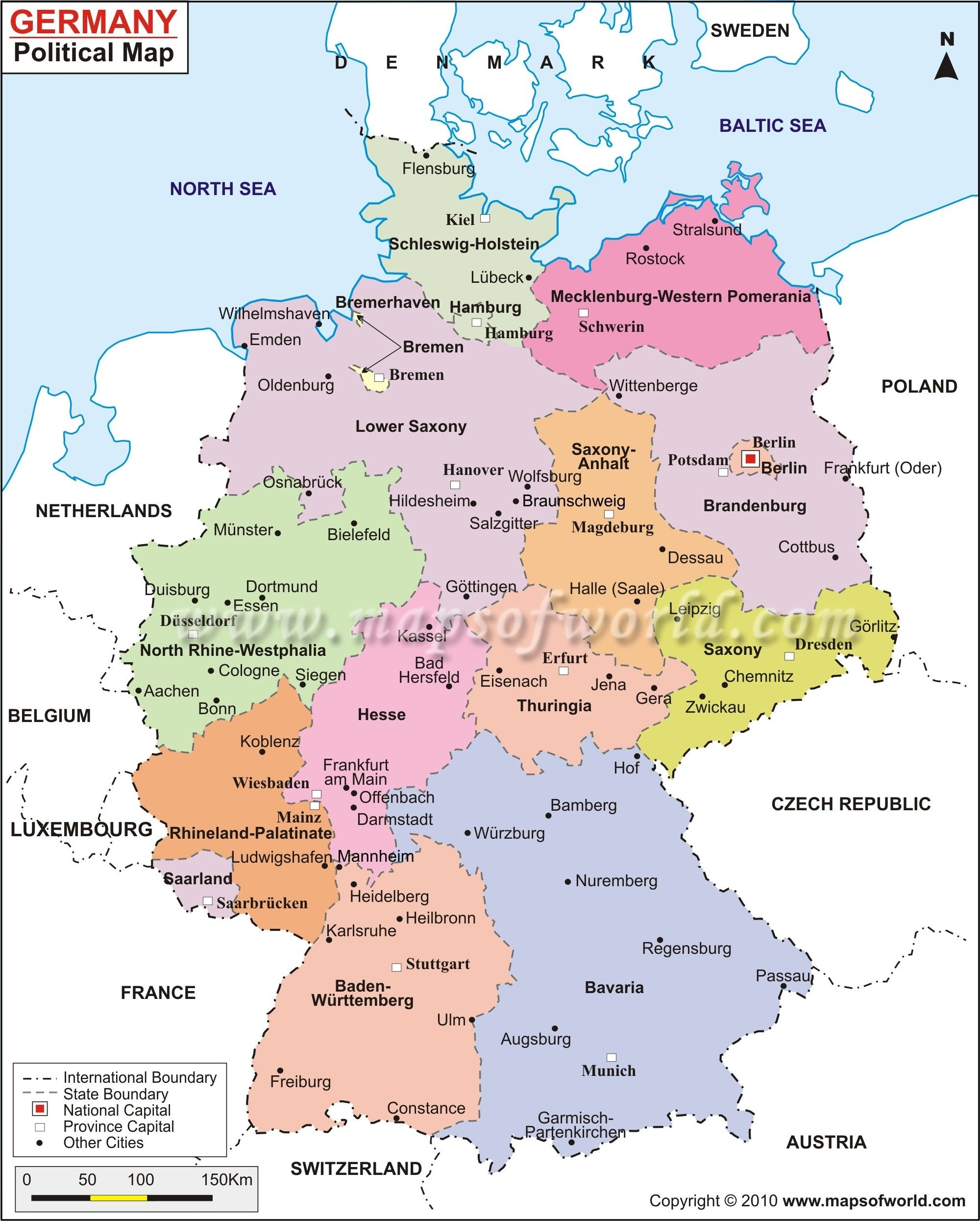 """November 9 1938 Ce – Kristallnacht — """"the Night Of Broken Glass for East And West Germany Border Map"""