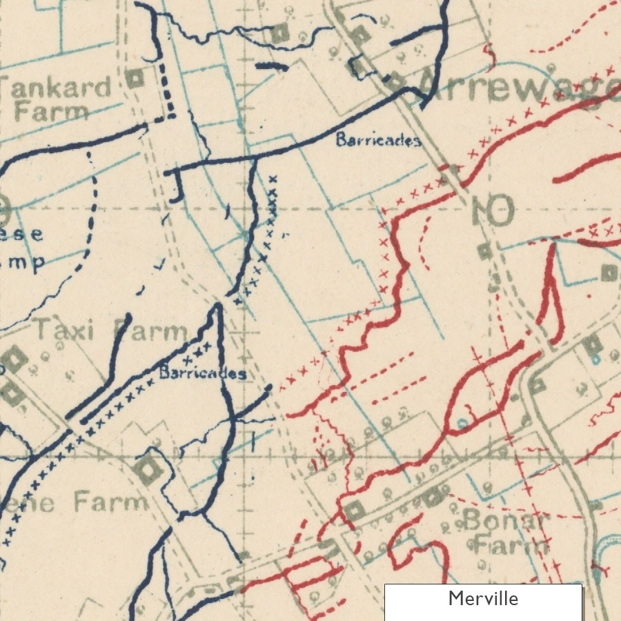 Ordnance Survey Wwi Reproduction Trench Maps | Ordnance Survey Shop with German Ordnance Survey Maps