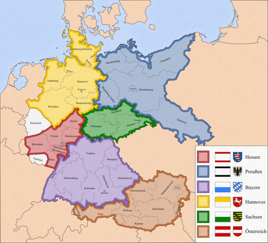 Pintom Hallinan On History | Historical Maps, Imaginary Maps, Map in Post Ww2 Germany Map