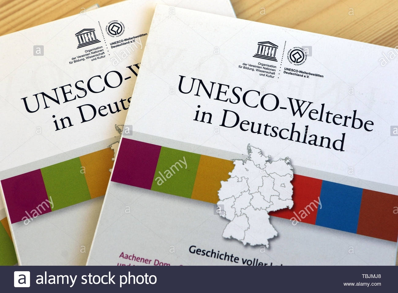 Quedlinburg, Germany. 02Nd June, 2019. View Of A Map With The Unesco with Germany World Heritage Sites Map