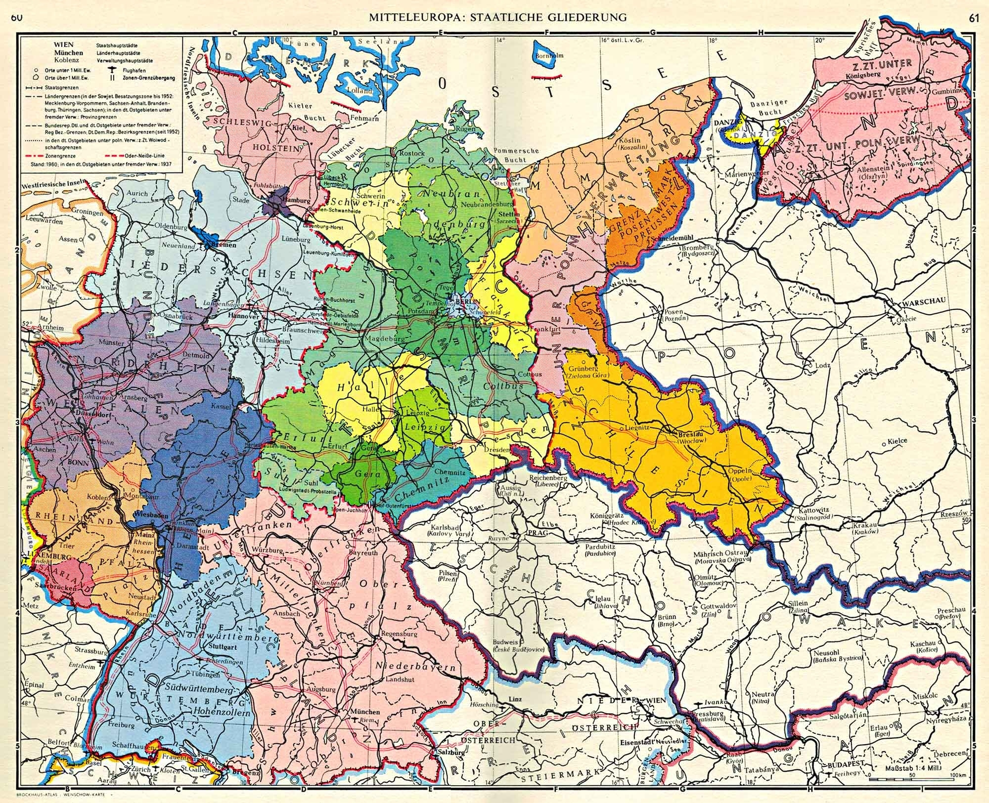 Renewed German Reparation Demandspoland Mean Also Renewed with Map Of Germany Pre Ww2