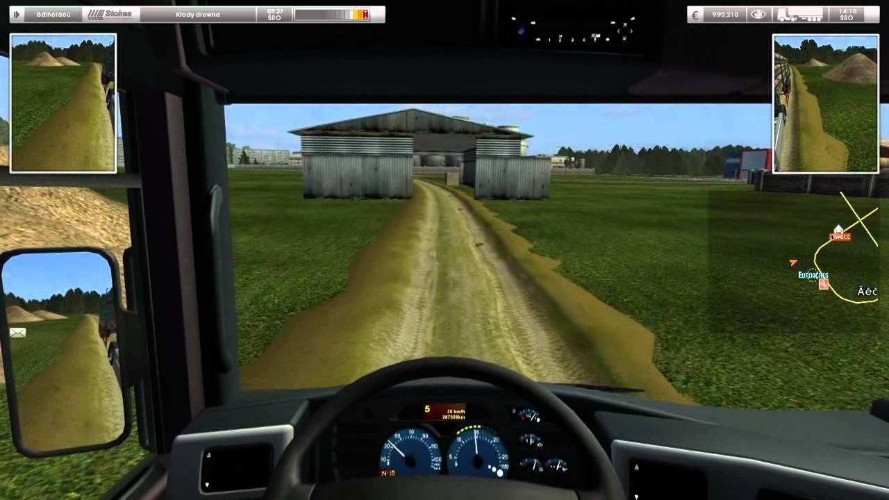 Russian Truck Simulator 2.0 For Gts 1.32 Карта России - Icelibrary with Download Map German Truck Simulator