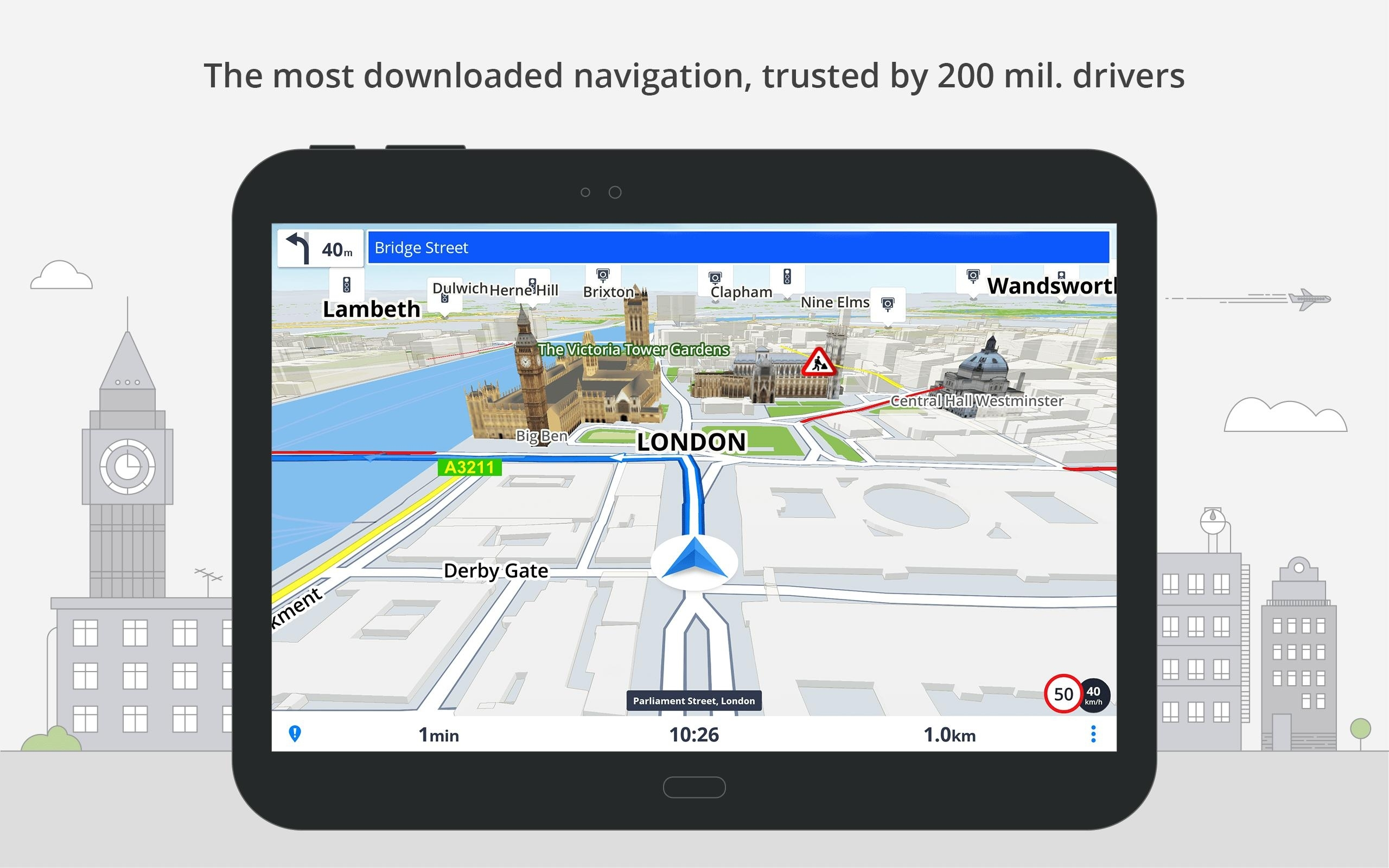 Sygic For Android - Apk Download with Sygic Germany Map Download