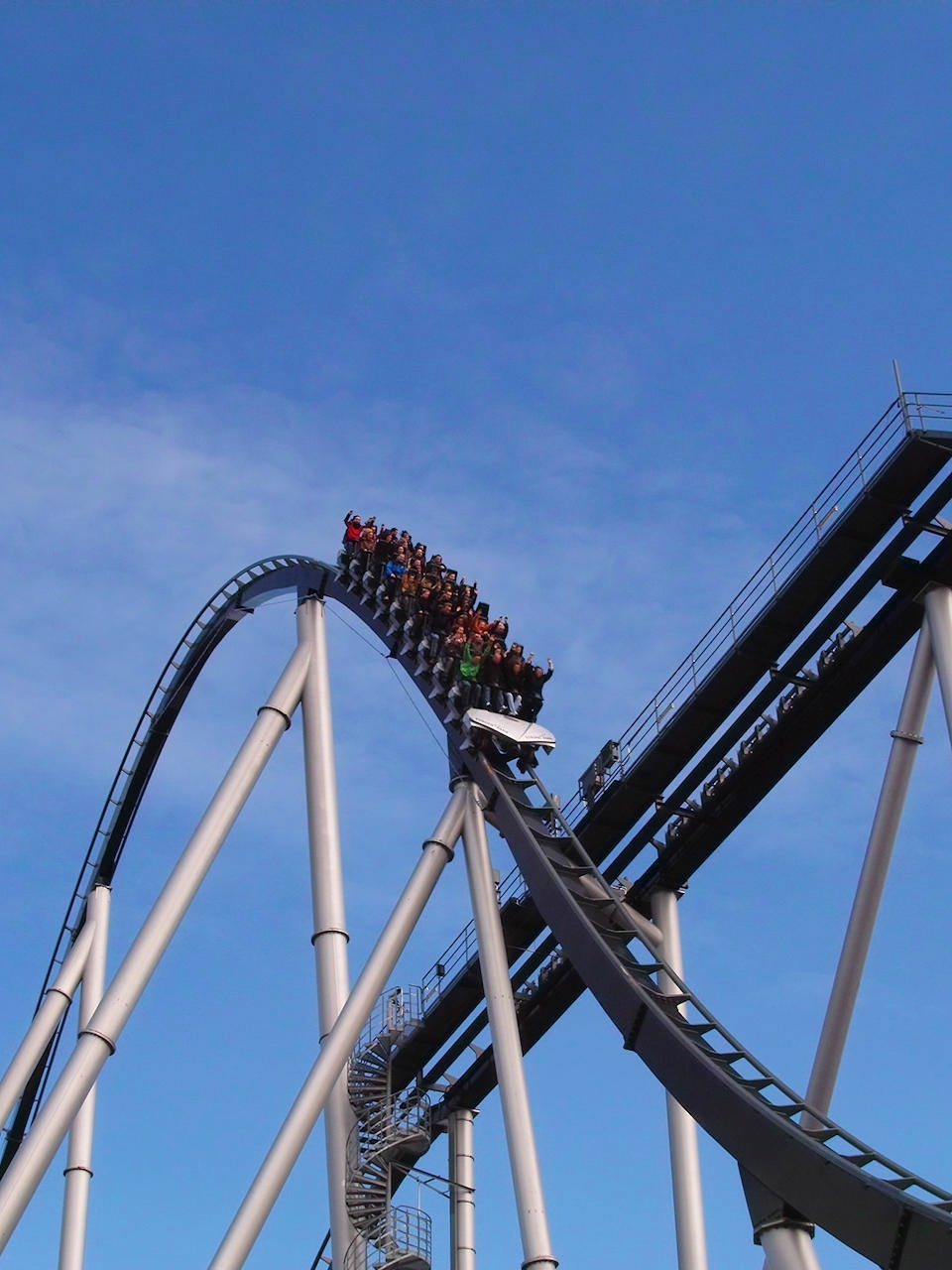 The Europapark - Germany's Biggest Leisure Park with Europa Park Rust Germany Map