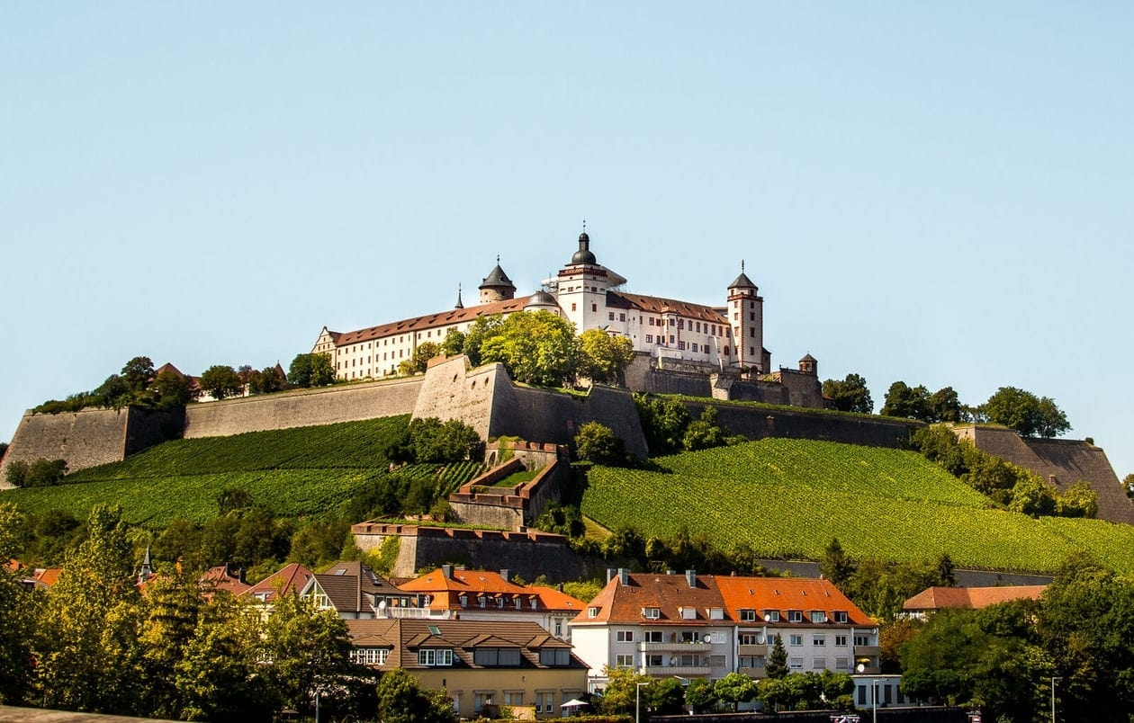The Romantic Road Germany Travel Guide // Tips, Maps & Itinerary • regarding Romantic Road Germany Map