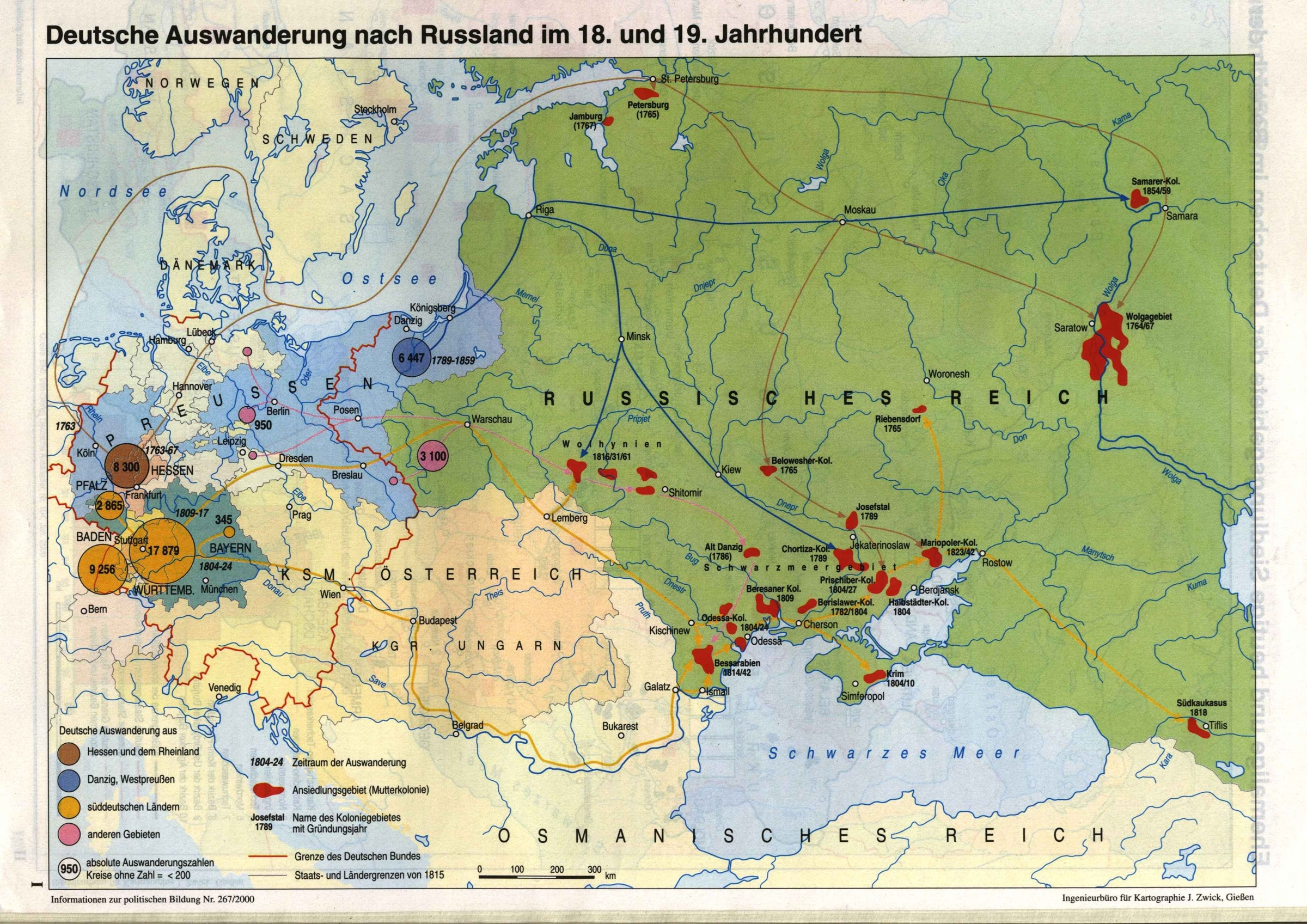 The Tragic Saga Of The Volga Germans - Languages Of The World in 67 Germany Divided Map