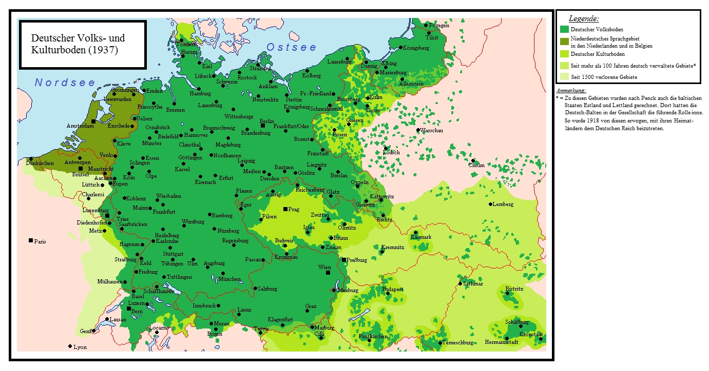 Tips & Opinions – Manyroads intended for German Maps And Facts For Genealogy