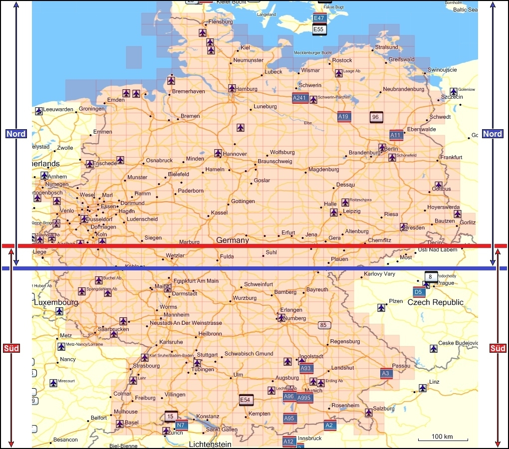 Tramsoft Gmbh - Garmin Mapsource Topo Germany (English) throughout Topographic Map Of Germany In English