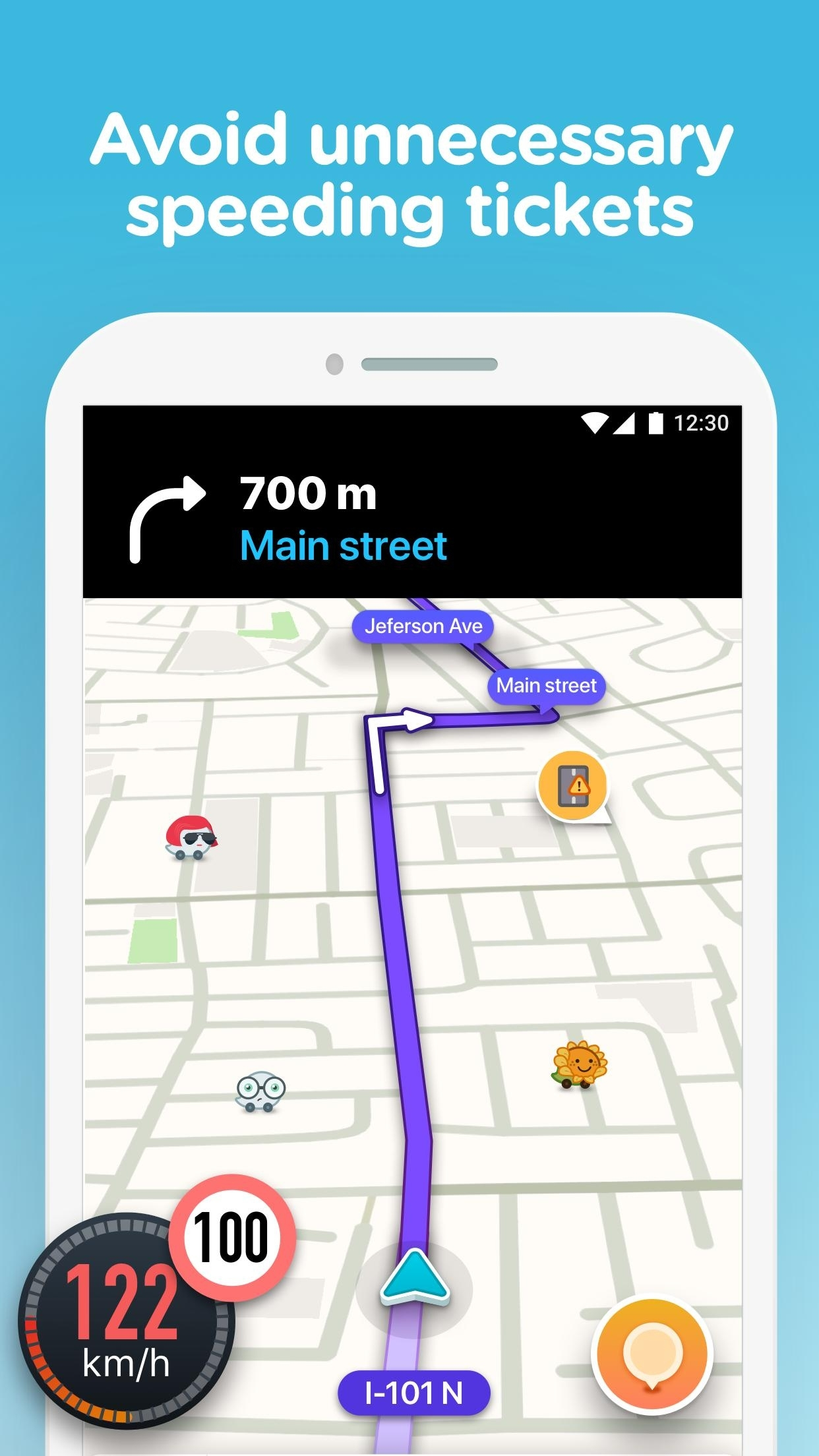 Waze For Android - Apk Download for Waze Germany Map Download
