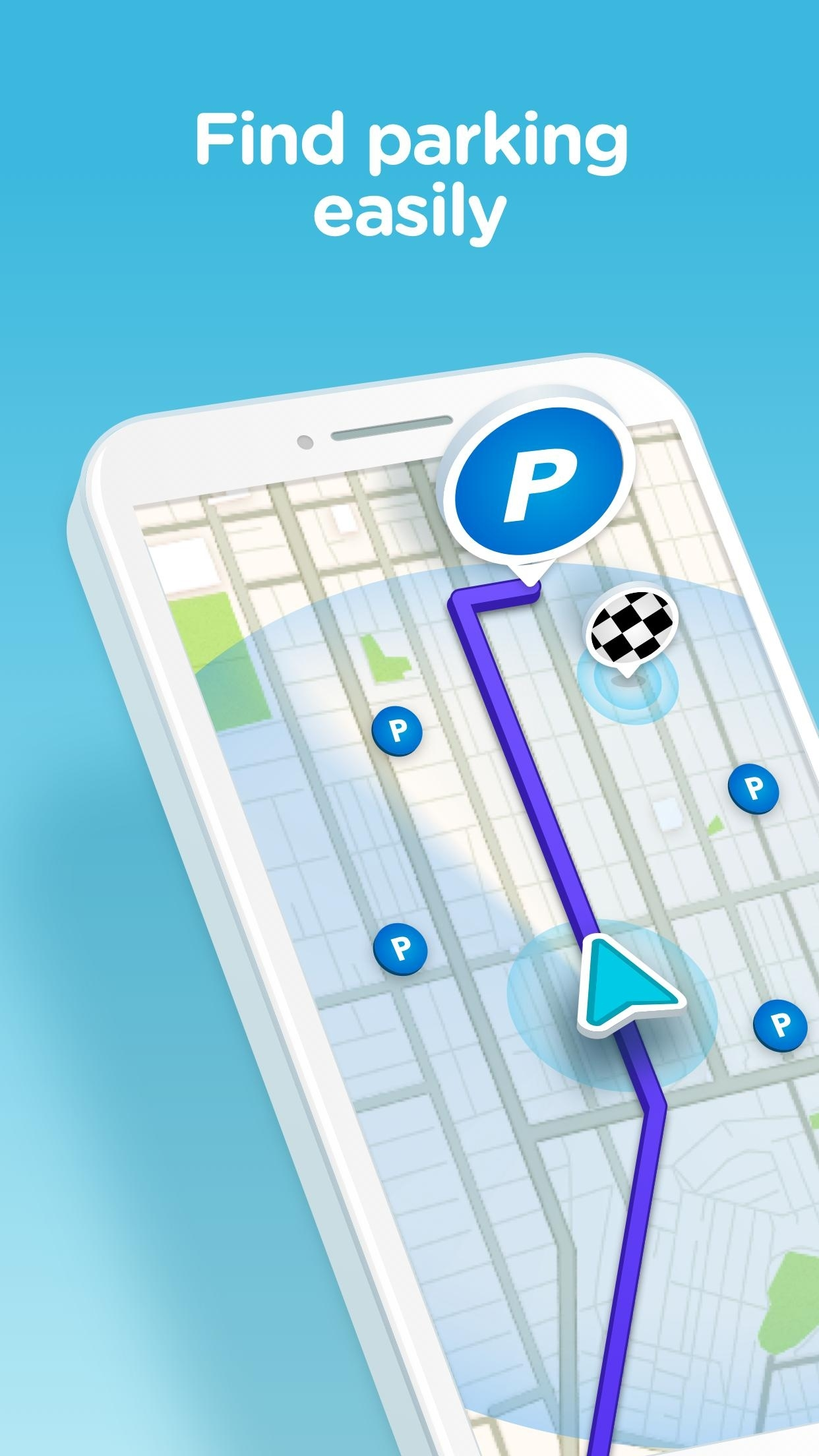 Waze For Android - Apk Download intended for Waze Germany Map Download