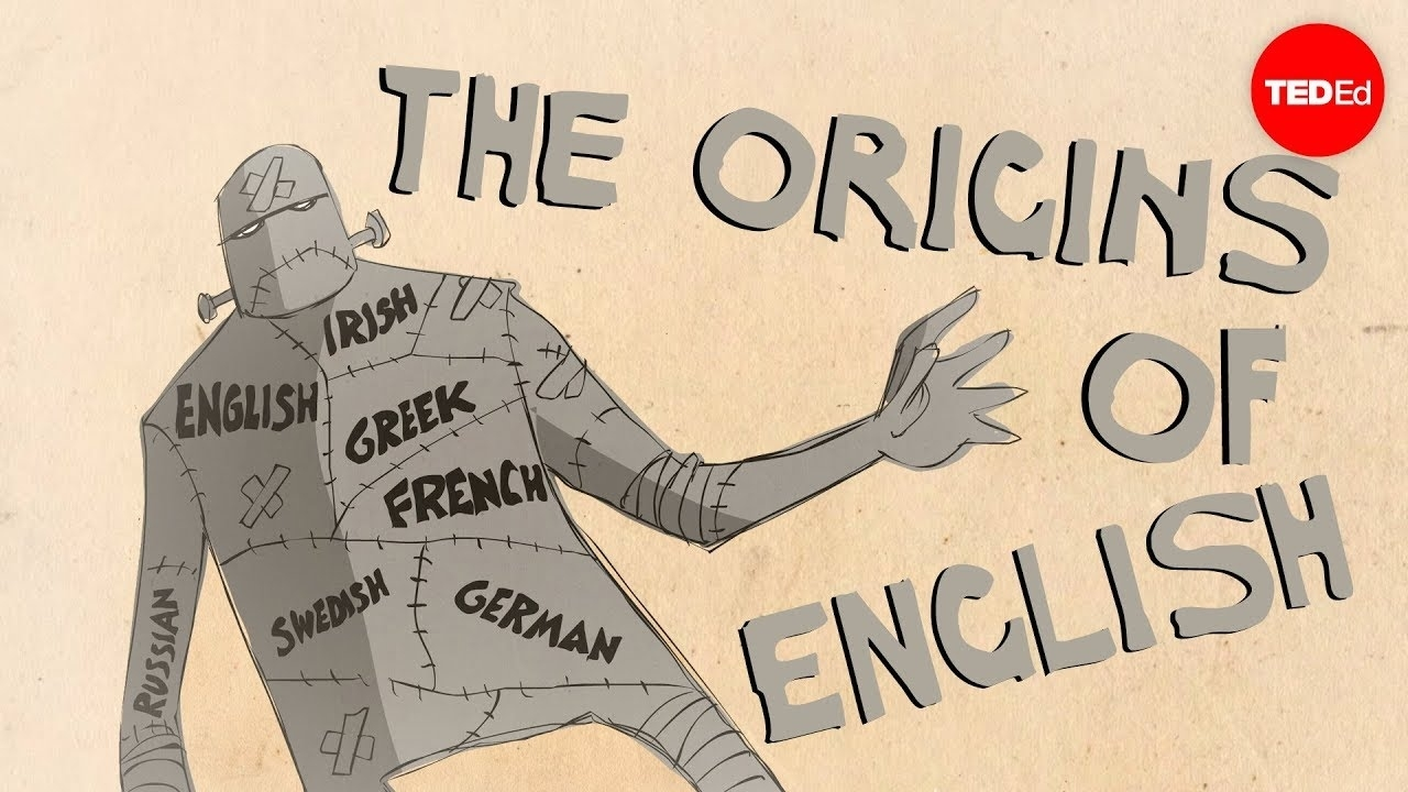 Where Did English Come From? - Claire Bowern for 67 Germany Divided Map