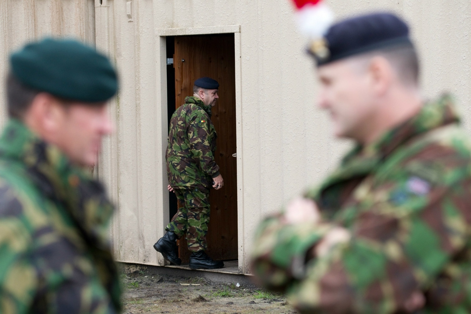 Why Britain Will Keep Its Army In Germany After Brexit - The Local within Army Bases In Germany Map