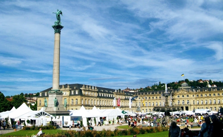 A Local'S Guide To Stuttgart, Germany - Earth'S intended for Tourist Map Of Stuttgart Germany