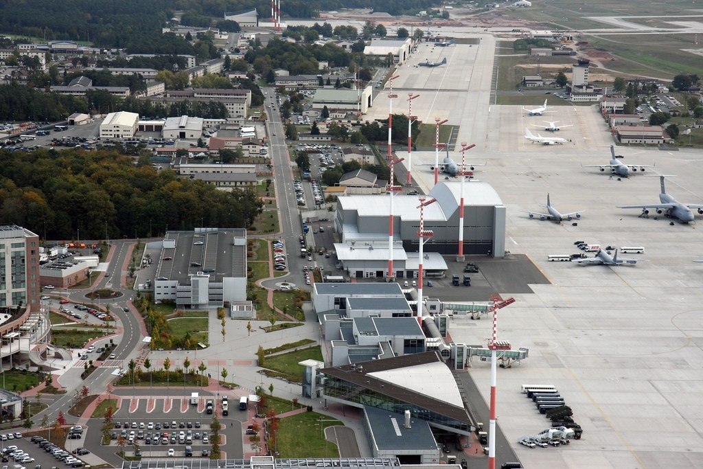 Europe District Supported, Managed Construction Projects A inside Stuttgart Germany Airport Terminal Map