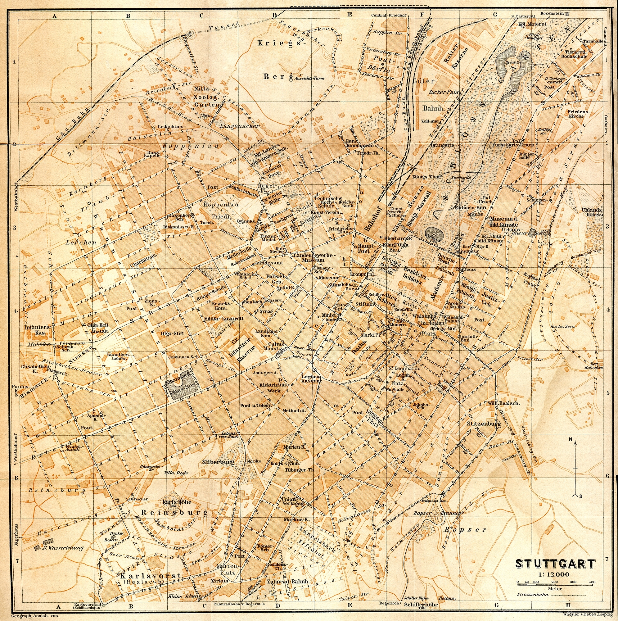 Free Maps Of Germany for Maps Of Stuttgart Germany