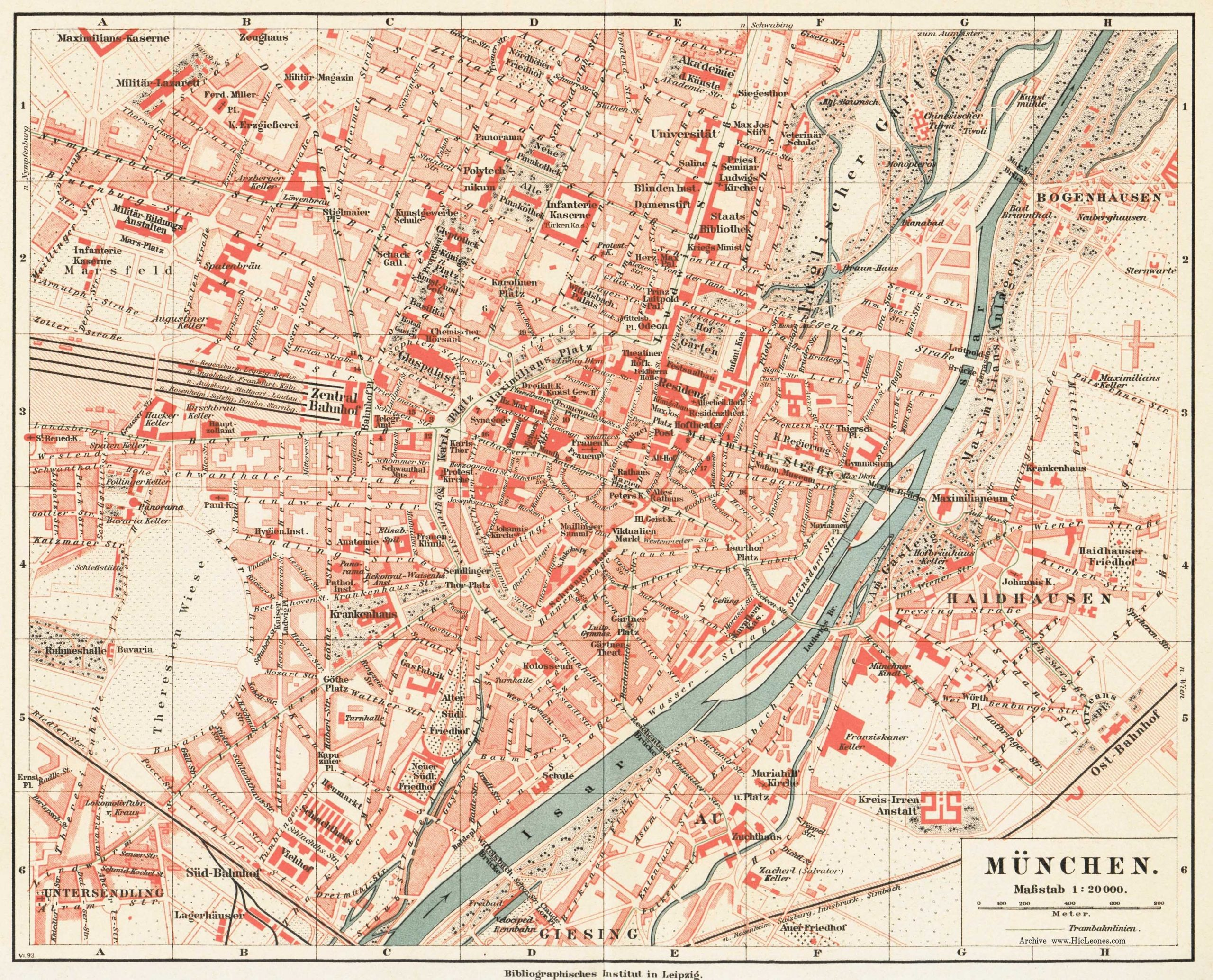 Free Maps Of Germany with Stuttgart To Munich Map