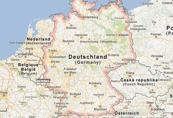 Google Maps Could Be Banned In Germany | New Europe in Stuttgart Berlin Google Maps