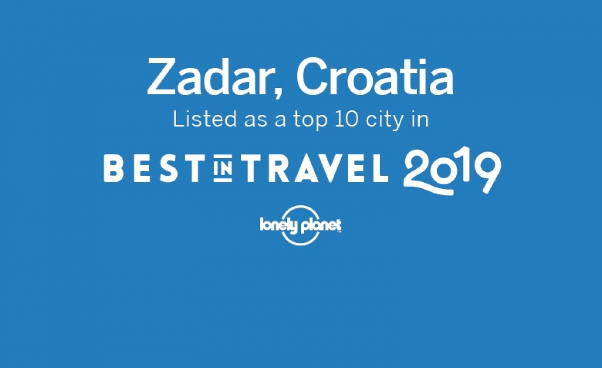 Lonely Planet Declares Zadar One Of The World's Top Cities with Stuttgart Zone Map 2019