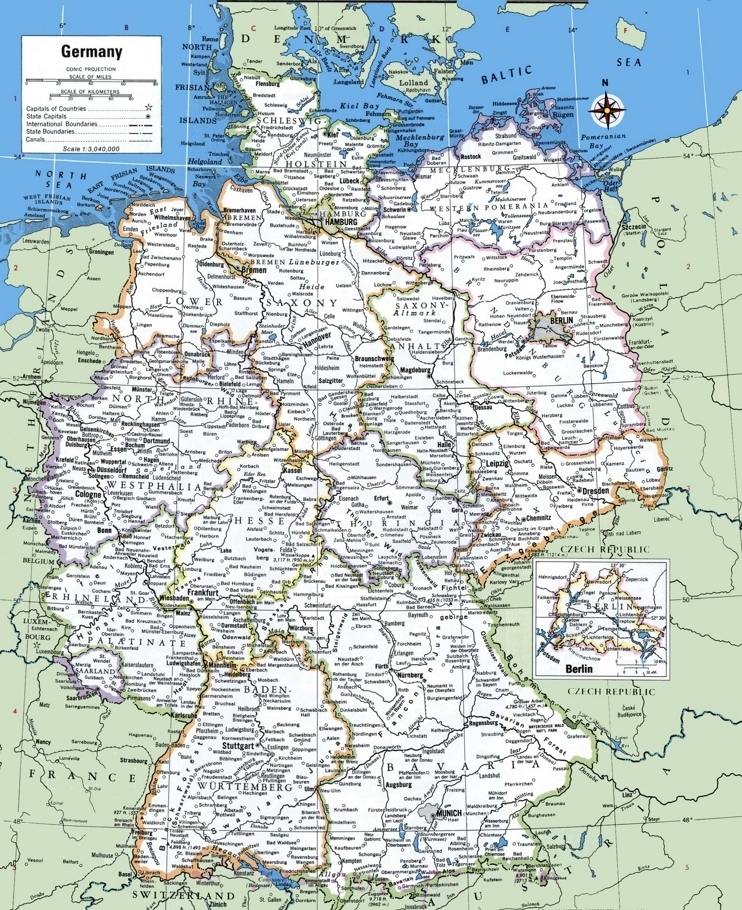 Map Of Germany With Cities And Towns intended for Google Maps Traffic Stuttgart Germany